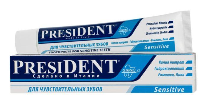 राष्ट्रपति संवेदनशील