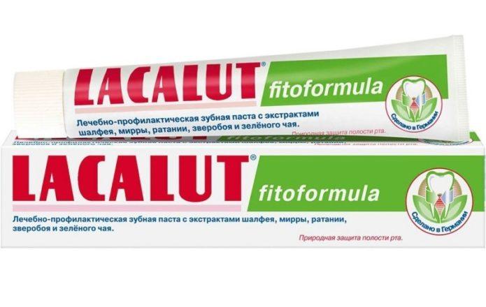 लैकलुट फिटोफोर्मुला