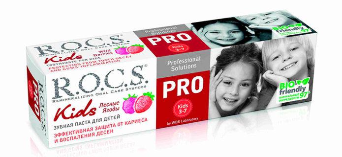 R.O.C.S. प्रो बच्चे