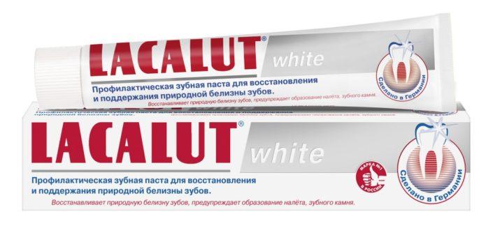लकलूट सफेद